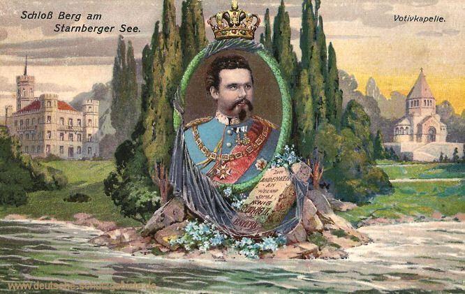 Konig Ludwig Ii 1848 1886 Biographie Lebenslauf In Bildern Deutsche Schutzgebiete De Ludwig Bayern Bilder
