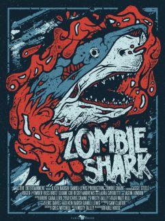 Zombie Shark (2015) BluRay 720p 600MB Ganool.AG