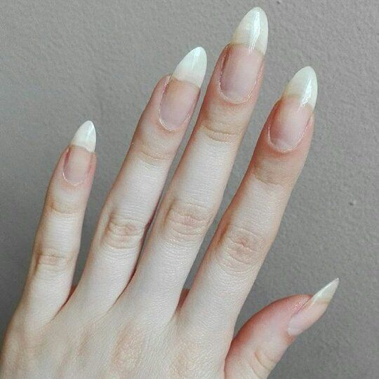 I Can't Go A Day Without Posting Bare Nails And I Have