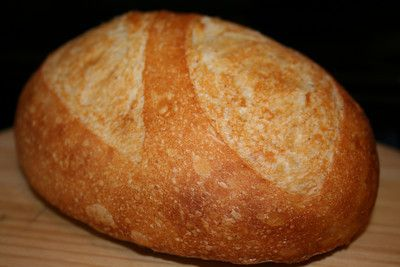 Настоящий французский хлеб (Pain Trois Rivières)