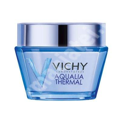 "Crema lejera hidratare dinamica pentru ten normal si mixt Aqualia Thermal Light, 50 ml, Vichy<br /><span class=""small"">[3337871325572]</span>"