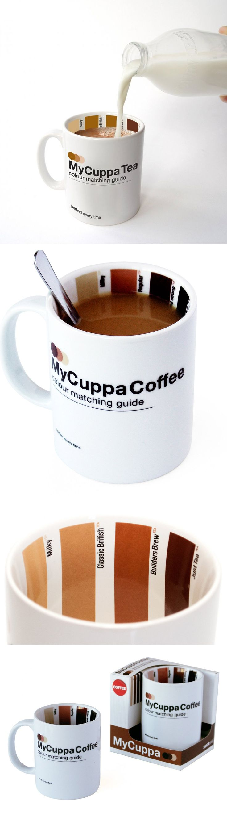 I wish every one who ordered coffee from me had this so when i put there cream in it wasn't a guessing game.