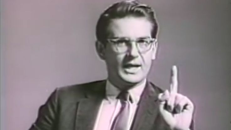 During the 1964 Presidential election, Lyndon B. Johnson aired this INGENIOUS ad against his Republican opponent, Barry Goldwater. It's not just eerie, it's downright creepy. Out of the ENTIRE four minute ad, you would only have to change about a dozen words, if that much, and maybe add an extra sentence and shoot it in color and it could've been made right now talking about Donald Trump and his brand of fear-mongering, rejection of facts and his complete lack of substance when talking.