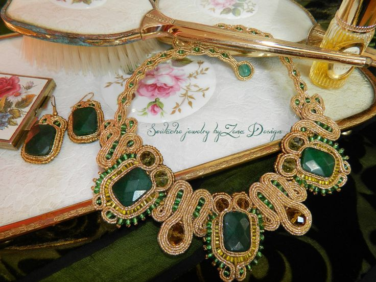 Set soutache – Old Hollywood | Zena Design