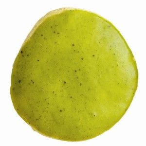 Green tea latte icebox cookies