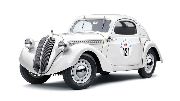 "Škoda ""Malá dohoda"" Popular Sport Coupé (1937)"
