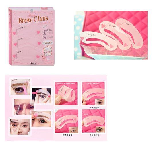 Mini Brow Class. Cek online : http://www.tokobelibeli.com/product/cetakan-gambar-alis/