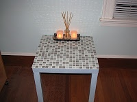 Simply Living: Tile Table Top
