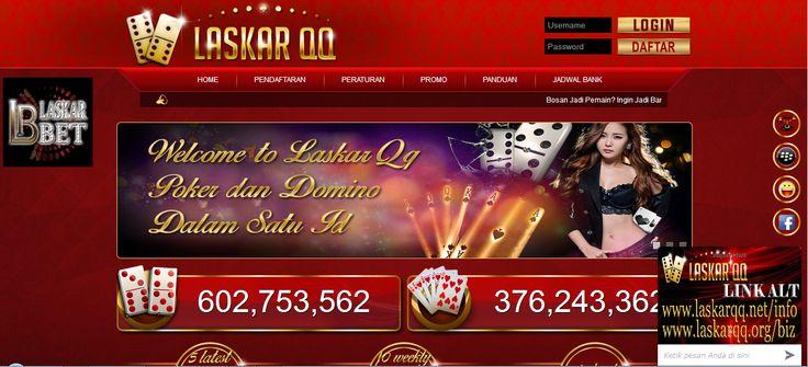 LASKARQQ – Agen Poker Online, DominoQQ Terpercaya