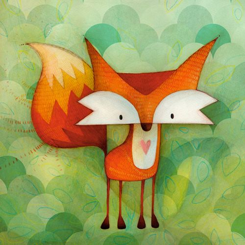 "Ketto (Julie St-Onge-Drouin), ""The Fox"""