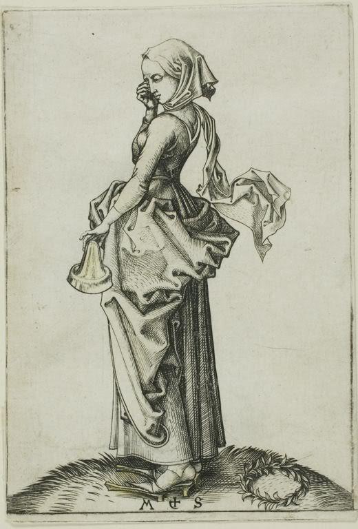 Martin Schongauer (c.1448-1491)