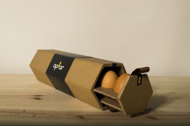 Apiar Eggs (Student Project) on Packaging of the World - Creative Package Design Gallery