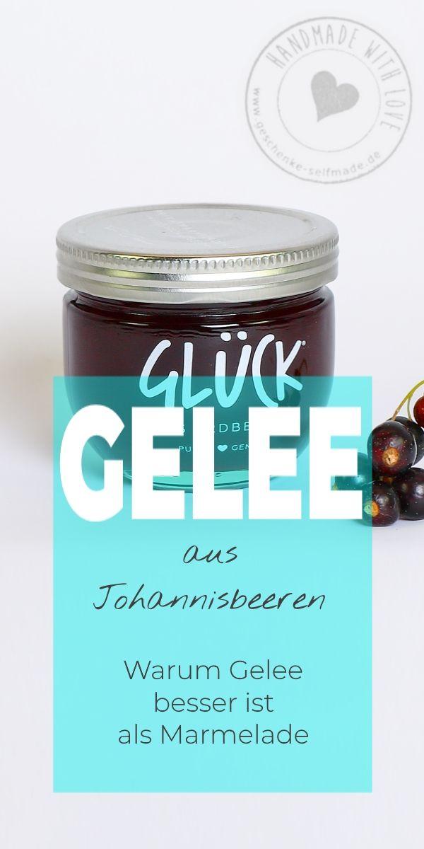 Johannisbeer Gelee Super Gesund Und Super Lecker Rezept