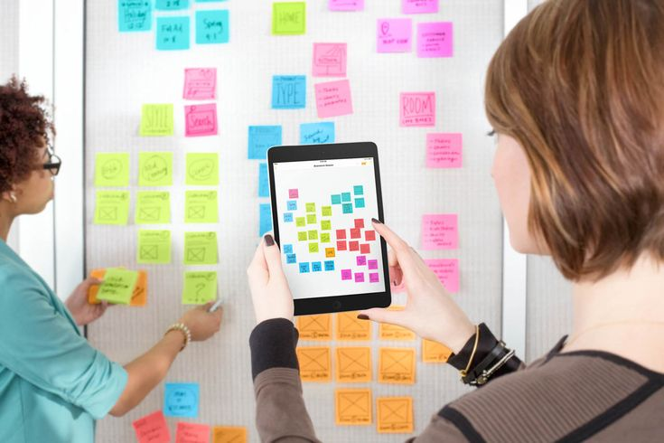 @postitproducts is taking analog collaboration and digitizing it with the new Post-it Plus App, a first-of-its-kind collaboration solution.