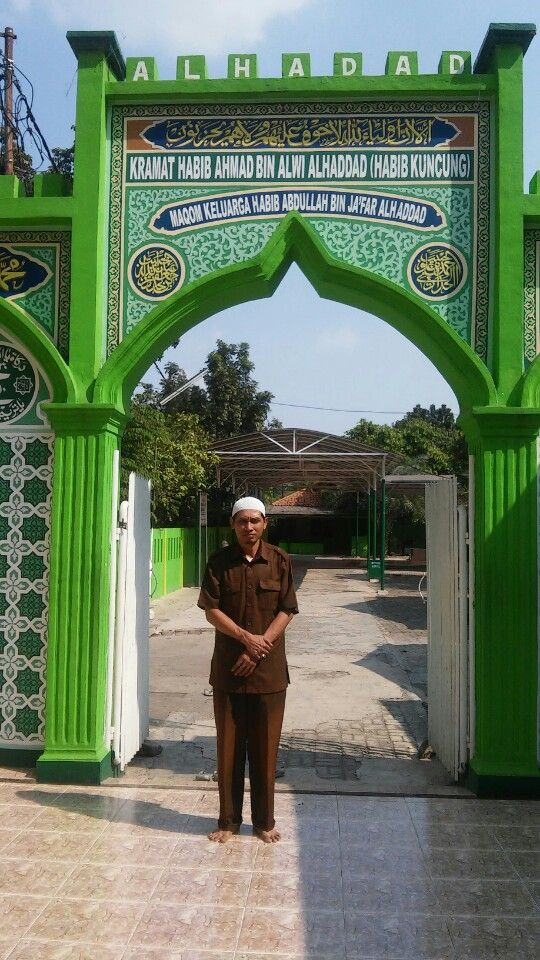 Habib Kumcing_kalibata