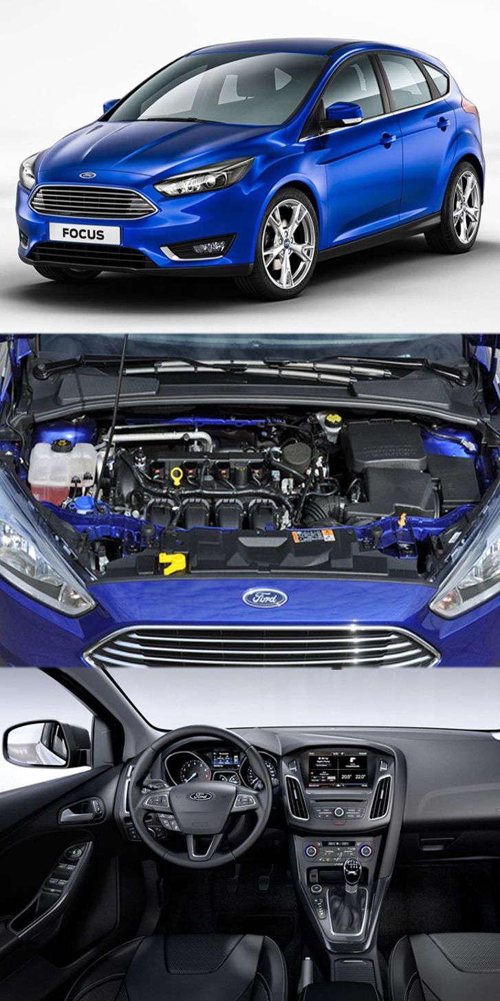 New model of ford focus offers a lot for more details at https
