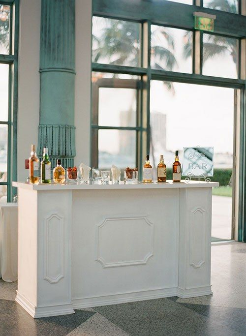 Palm Beach Wedding at the Flagler Museum in Florida: Photos