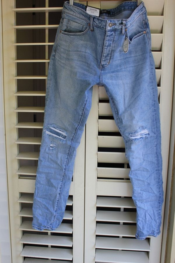 NEUW - Ray Tapered Jeans West Of Sweden