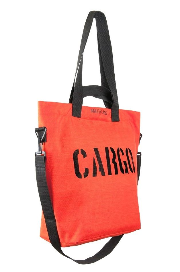 CARGO by OWEE M-size bag - ORANGE - CARGObyOWEE - Torby na zakupy