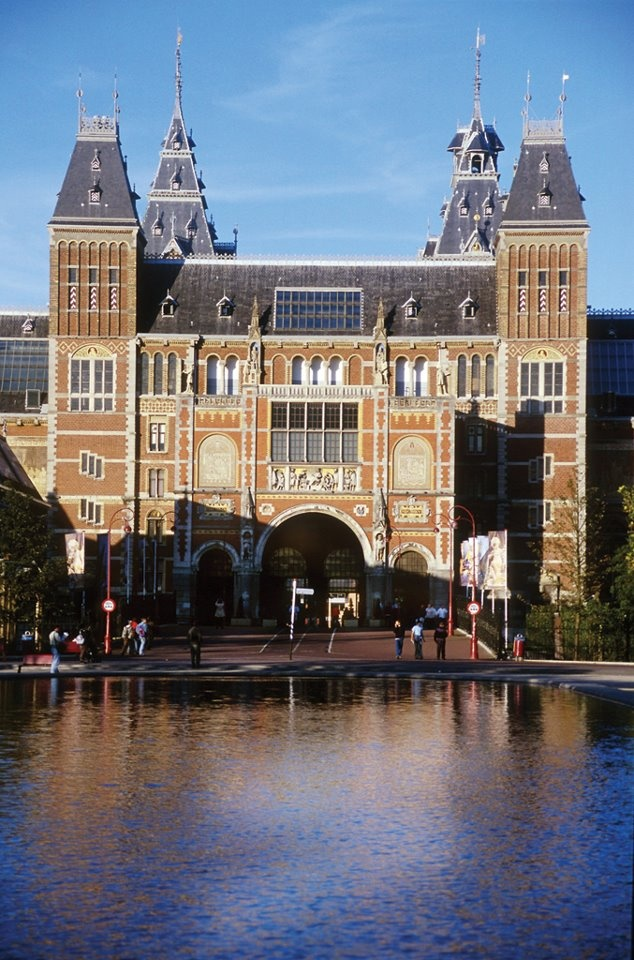 Rijksmuseum, Amsterdam, Netherlands (wonderful collection, been there!)