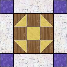 Quilt-Pro Systems - Quilt-Pro - Block of the Day----Philadelphia Pavement The Block of the Day is available to all quilters, regardless of whether you own our software programs. You can download the Block of the Day as a .pdf fil