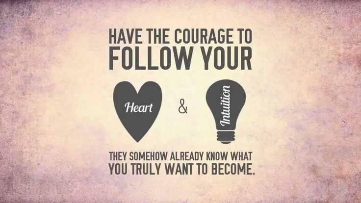 Steve Jobs - Follow Your Heart And Intuition [Kinetic Typography]