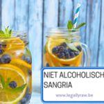Wat denk je van een niet alcoholische sangria? http://legallyraw.be/heerlijke-niet-alcoholische-sangria/