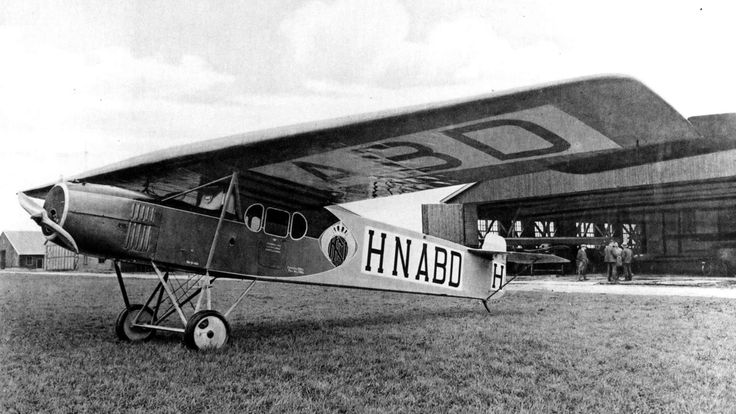 "KLM's First ""Real"" Passenger Aircraft http://klmf.ly/1xjCfRU"