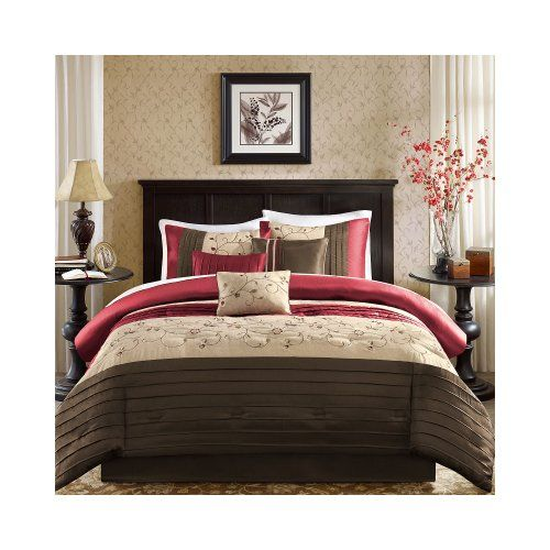 Superior Madison Park Serene 7 Piece Comforter Set Size: California King Madison  Park,http: Nice Design