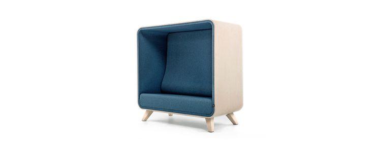 LoOok Industries | The Box Sofa
