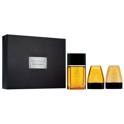 Coffret Parfum Homme Marionnaud, achat coffret parfum pas cher, promo AZZARO POUR HOMME Coffret Eau de Toilette Azzaro prix promo Marionnaud 65,80 € TTC
