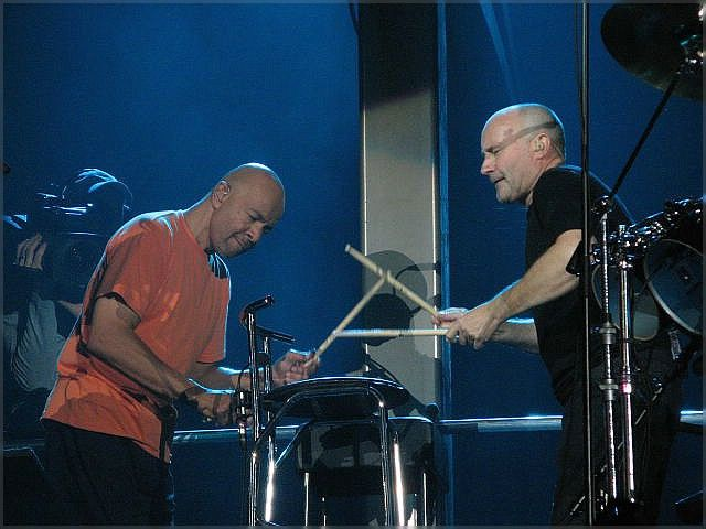 Chester Thompson & Phil Collins