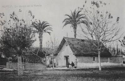 Fotos antiguas: El Bando de la Huerta.