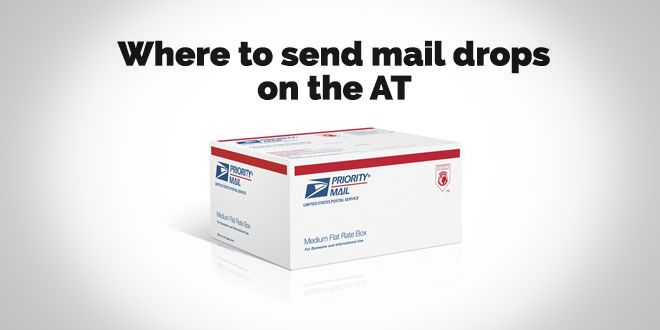 The Best Towns To Send Mail Drops On The Appalachian Trail | Appalachian Trials