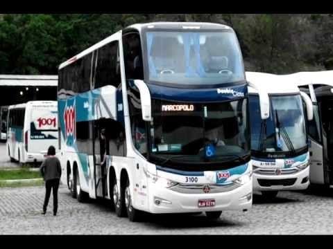 Grupo BSG - Auto Viação 1001 Paradiso 1800 DD G7 - 3100 HD -