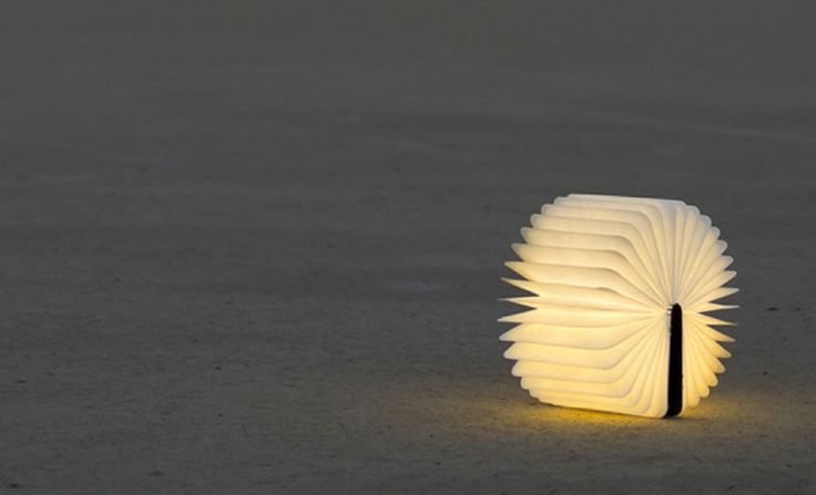 lumio1 Lumio la lampe portable dans un livre