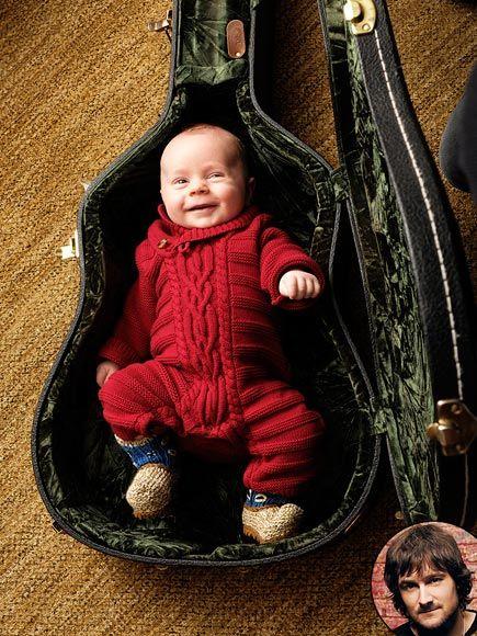 Guitar case as propPhotos Ideas, Guitar Cases, Eric Church, Cute Ideas, Baby Boys, Kids, Baby Outfit, Baby Photos, Photography