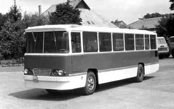 Ikarus K112 Prototype '1966–67