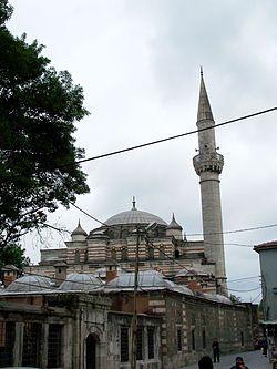 Zal Mahmud Pasha Mosque (Turkish: Zal Mahmut Paşa Camii) - From Wikipedia