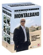 Inspector Montalbano: Complete Collection 5036193031526 with Luca Zingaretti