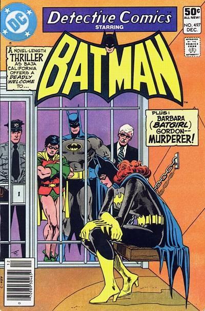 Detective Comics #497 DC Comics