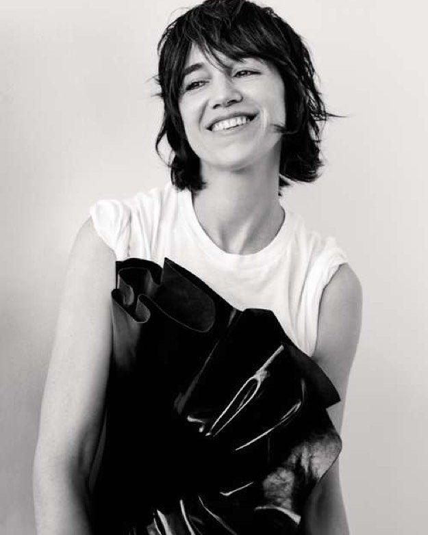 Charlotte Gainsbourg, portrait d'une femme libre par Blandine Rinkel - Marie Claire