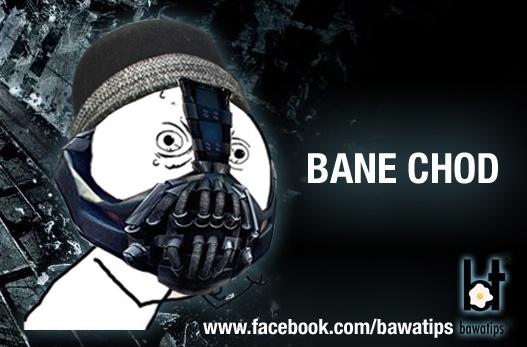 Bane was a Bawa ;)