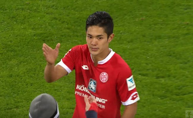 Muto's Hat Trick Saves Late Point for Mainz   YouTube