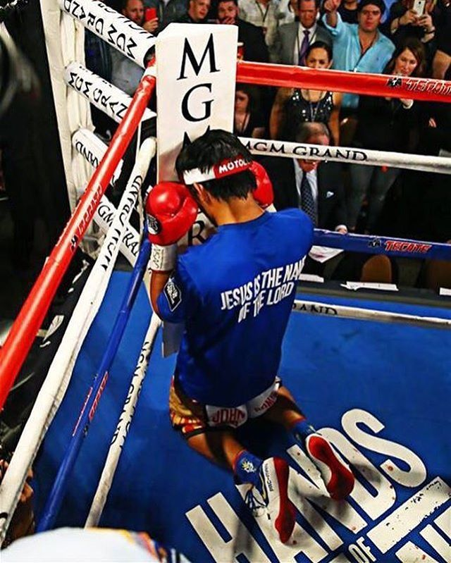 "91k Likes, 324 Comments - Manny Pacquiao (@mannypacquiao) on Instagram: ""#TeamPacquiao"""