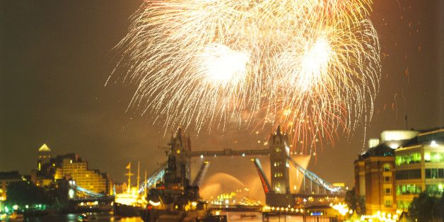 Best Places To Watch Fireworks In London