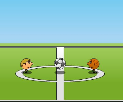 1 on 1 soccer is first head game that was develop. It contributes new sports head soccer games.