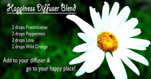 Oh my, I am in love with this combo ... diffusing it in my office right now, and I really AM in my happy place! -- www.mydoterra.com/lynncarper, #dōTERRA #essentialoils #happyplace