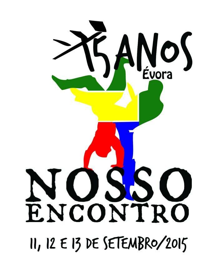 Nosso Encontro Oficina Internacional de Capoeira em Évora  Visite: nossoencontro.portalcapoeira.com