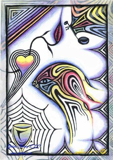 Wine glass triptychs part 3